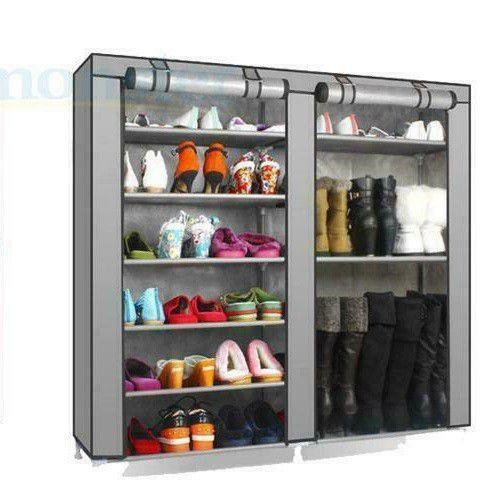 NEW Shoe Rack Cabinet Storage Shoe Closet Shelf Storage Organizer Home living Bedroom Office