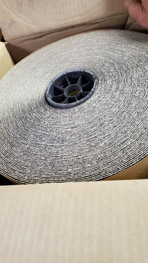 """Floor sand paper 8""""×50 yards for Sale in Minocqua, WI"""