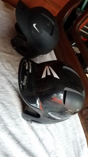 Baseball batting helmets for Sale in Auburn, WA