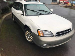 2001 Subaru Outback Limited for Sale in Portland, OR