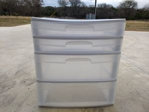 White storage container for Sale in Salado, TX