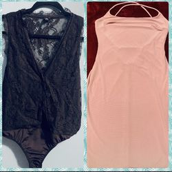 Bundle Of Bodysuit And Dress for Sale in Los Angeles,  CA