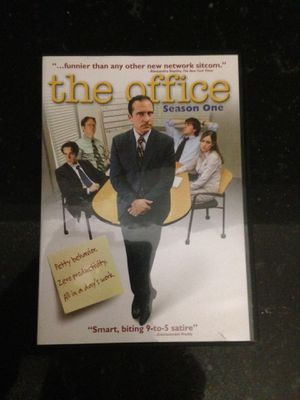THE OFFICE (the first 4 seasons on DVD) for Sale in Austin, TX