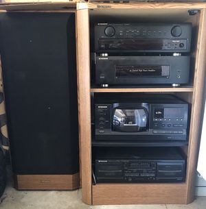 🌺🌺 PIONEER HOME STEREO SYSTEM 🌺🌺 for Sale in Cedar Park, TX