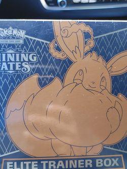 Pokemon Shiny Fates ETB for Sale in Orange,  CA