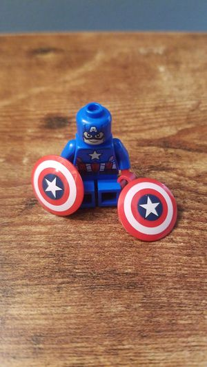 Captain America Lego for Sale in Lakewood, WA
