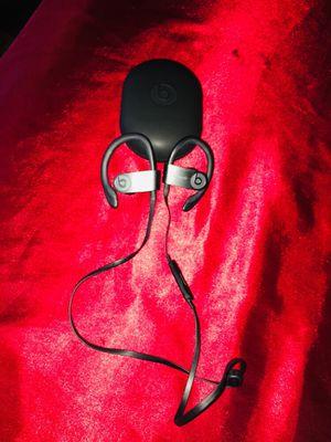 (NEW) Wireless Bluetooth Headset Beats By Dre PowerBeat 3s , With Mic for Sale in Warren, MI