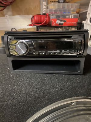 Pioneer stereo for Sale in Tracy, CA