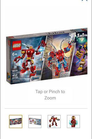 Lego 3 in 1 super hero for Sale in Miami Beach, FL
