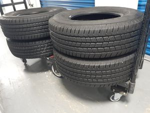 LT-245 /75/R16 MICHELIN USED but nice conditions tire /Toyota tundra - for Sale in Lake Worth, FL