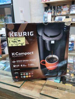 Keurig K-Compact Single-Serve K-Cup Pod Coffee Maker Machine in Black for Sale in Scottsdale, AZ