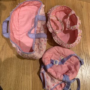 Carry-ons for dolls for Sale in Mountlake Terrace, WA