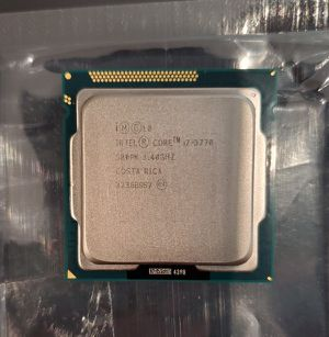 Intel Core i7 3770 CPU for Sale in Pasadena, CA