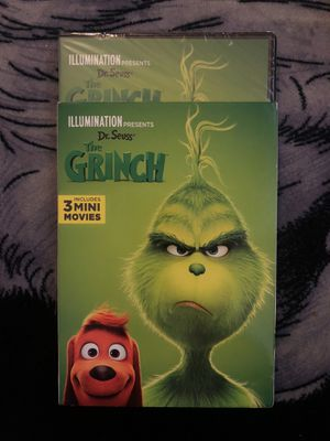 The Grinch DVD for Sale in Pomona, CA