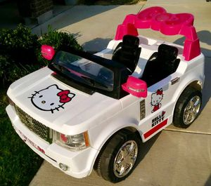 Hello Kitty Car for Sale in Benbrook, TX