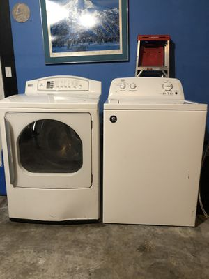 Washer and electric dryer for Sale in Lodi, CA