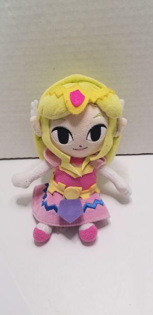 "Plush 8"" zelda princess for Sale in Piney Flats, TN"
