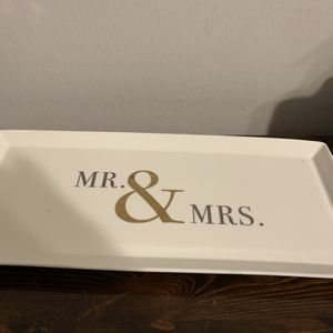 Mr and Mrs Tray for Sale in Oak Park, IL