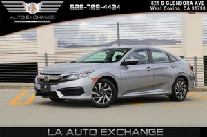 2017 Honda Civic Sedan for Sale in West Covina, CA