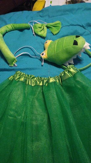 Lady gator costume for a 2 year old or an infant for Sale in Baton Rouge, LA