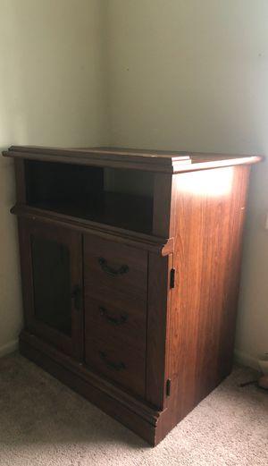 Antique Night/desk hutch for Sale in Huntington Beach, CA