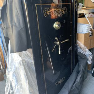 Large Safe ~ Gloss Black for Sale in Scottsdale, AZ