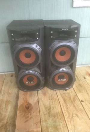 Sony speakers for Sale in Houston, TX