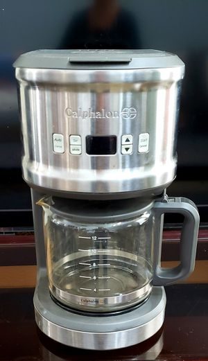 Calphalon Quick Brew 12 Cup Coffee Maker for Sale in Arvada, CO
