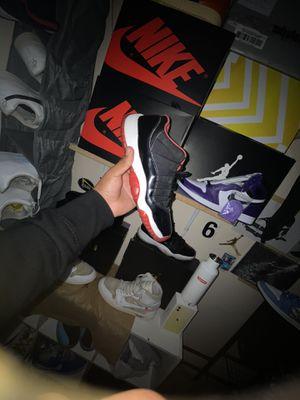 Jordan 11 size 7y for Sale in Beaverton, OR