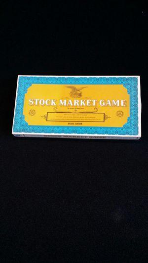 Stock Market board game 1968 for Sale in Minneapolis, MN