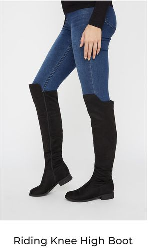 Knee high and thigh high boots for Sale in Glendale, AZ