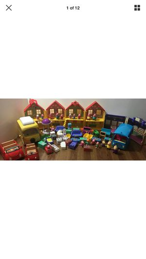 Peppa pig toy lot for Sale in North Miami, FL