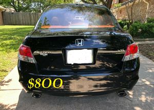 🟢✅$8OO URGENT I sell my family car 2OO9 Honda Accord EX-L Everything is working great!🟢✅ Runs great and fun to drive!!🟢✅ for Sale in Lauderhill, FL