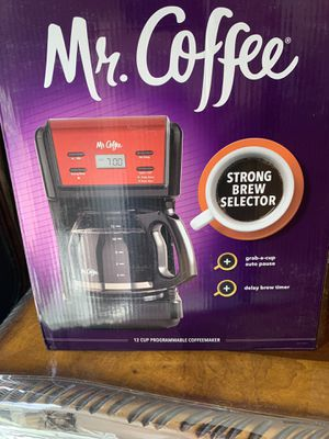 Coffee Maker Red for Sale in Hayward, CA