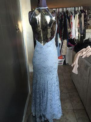 Baby blue dress for Sale in Las Vegas, NV