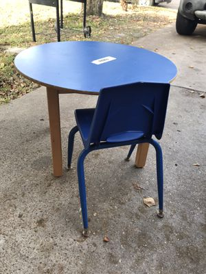 Kids table for Sale in Houston, TX