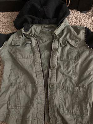 Charlotte Russe jacket with hoodie for Sale in Powder Springs, GA