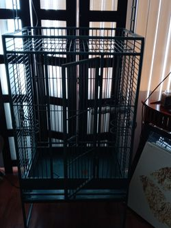 Bird Cage On Wheels for Sale in Richmond,  CA