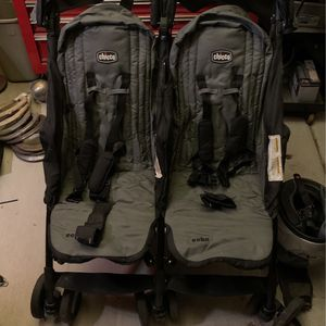 Chicco Echo Double Stroller for Sale in Tempe, AZ