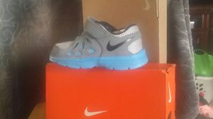 Oh so Cute Little Boy Shoes!! Nike size 8c for Sale in St. Louis, MO