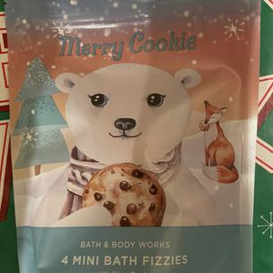 Merry Cookie Bath Fizzies for Sale in Rancho Cucamonga, CA