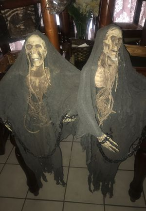 Halloween decorations for Sale in Perris, CA