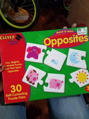 Puzzle / Kid / game for Sale in Los Angeles, CA