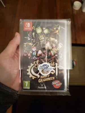 Steamworld Quest: Hand of Gilgamech (Nintendo Switch) Super Rare Games for Sale in Newton, KS
