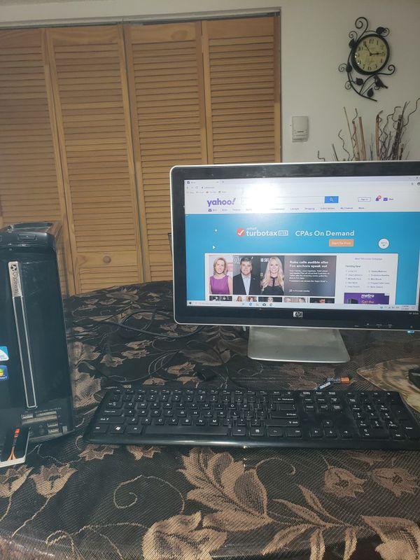 Gateway in perfect coditions installed the latest Windows 10 computadora en perfecta condition SE HABLA ESPAÑOL
