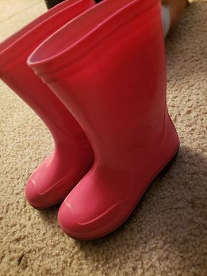 Rain boots for Sale in Upland, CA