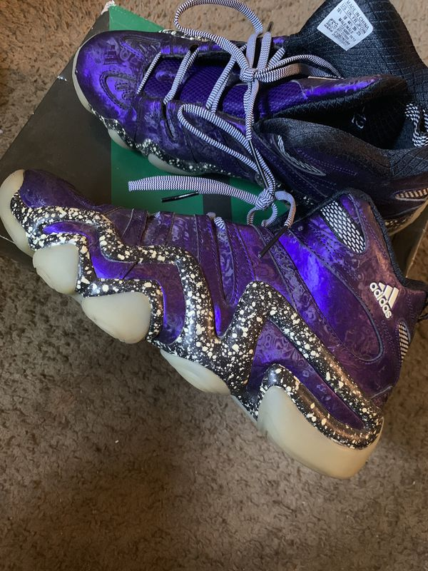 Adidas crazy 8s size 10 nightmare before Christmas