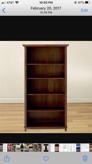 Bookshelves Solid Wood for Sale in Redmond, WA