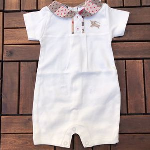 Burberry White Jumpsuit 3month for Sale in Santa Clara, CA