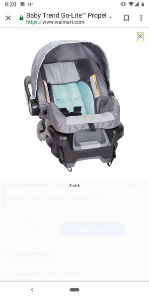 Propel 35 jogger and car seat for Sale in Richmond, KY
